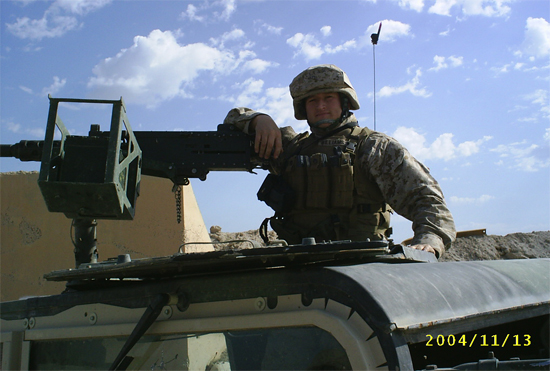 marine machine gunner mos